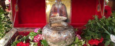 Λαμπρά εορτάστηκε η Ανακομιδή των Λειψάνων του Οσίου Ιωακείμ του Παπουλάκη στο Σταυρό Ιθάκης