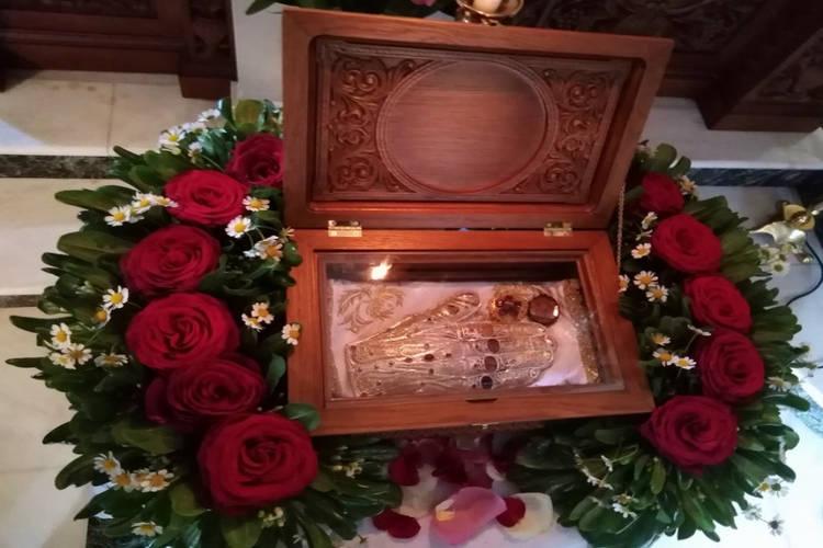 Εορτή του νέου καθολικού Αγίων Μυροφόρων στη Μονή Κρεμαστών