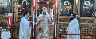 Τίμησαν την Παναγία «Επίσκεψη» στον ομώνυμο Ιερό Ναό Τρικάλων