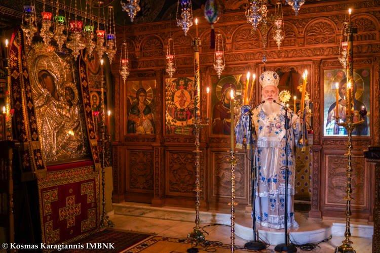 Εορτή Αγίων Ισαποστόλων Κυρίλλου και Μεθοδίου στη Μητρόπολη Βεροίας (ΦΩΤΟ)