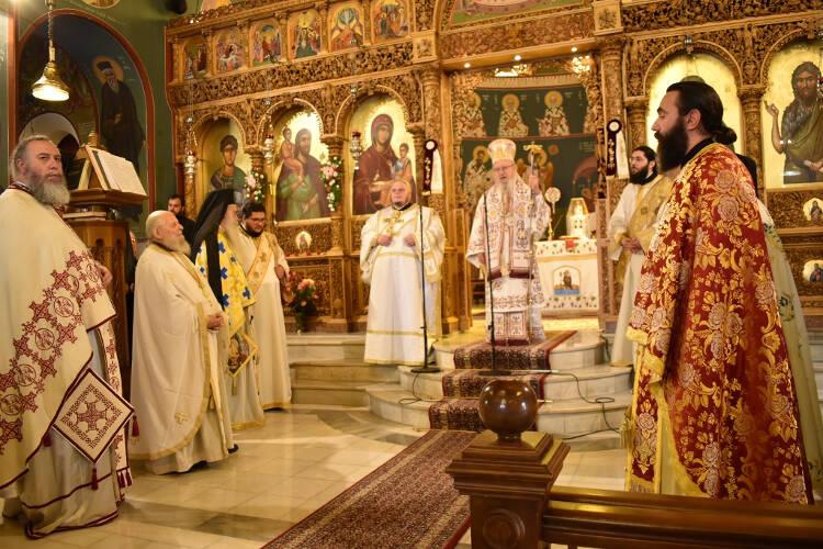 Η Εορτή του Αγίου Χριστοφόρου στο Αγρίνιο (ΦΩΤΟ)
