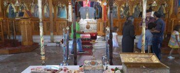 Αιτωλίας Κοσμάς: Ασέβεια και ύβρις η σύσταση να μην προσκυνάμε Εικόνες και Λείψανα