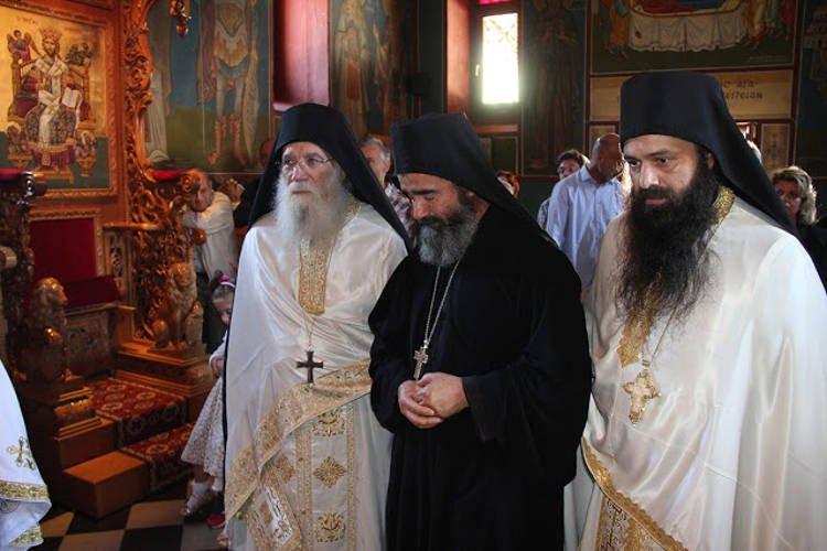 Νέος Ηγούμενος στην Ιερά Μονή Τιμίου Προδρόμου Δεσφίνας