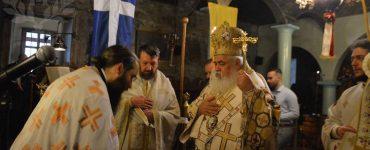 Εορτή Ανακομιδής Λειψάνων Αγίου Αθανασίου στον Εύοσμο Θεσσαλονίκης