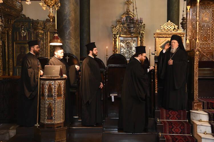 Εορτή Αγίων Κωνσταντίνου και Ελένης στο Φανάρι (ΦΩΤΟ)