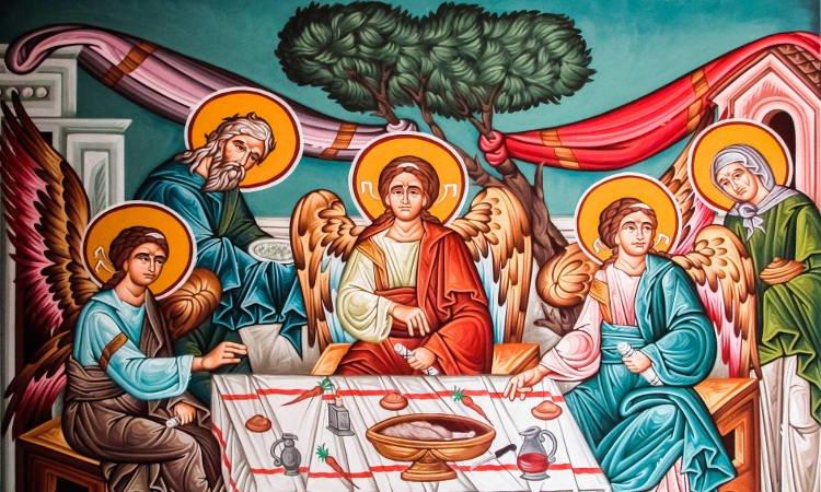 8 Ιουνίου: Αγίου Πνεύματος