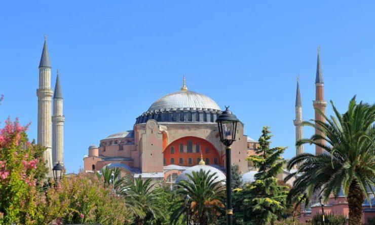 Αγρυπνία για την Αγιά Σοφιά στην Πάτρα Μητρόπολη Μαρωνείας: Για μας η Αγιά Σοφιά είναι η Μεγάλη Εκκλησία Πένθιμες κωδωνοκρουσίες για την Αγιά Σοφιά στην Μητρόπολη Δημητριάδος