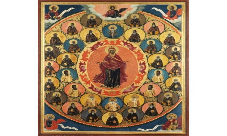 Αγρυπνία Αγιορειτών Πατέρων στη Μονή Μεταμορφώσεως Σωτήρος Σοχού 21 Ιουνίου: Κυριακή των Αγιορειτών Πατέρων