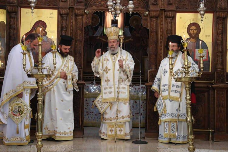Κυριακή των Αγίων Πάντων στη Λευκωσία