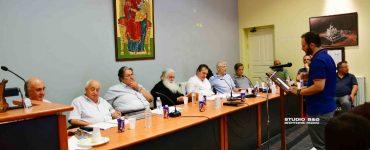 Απολυτήριες πτυχιακές και διπλωματικές εξετάσεις Σχολής Βυζαντινής Μουσικής της Μητροπόλεως Αργολίδος