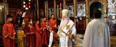 Η Εορτή της Πεντηκοστή στο Ναύπλιο (ΦΩΤΟ)