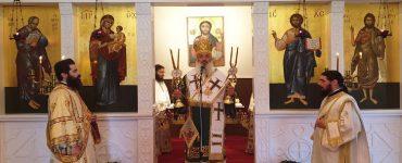 Εορτή Θρακών Αγίων στη Μητρόπολη Αλεξανδρουπόλεως