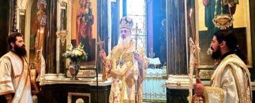 Αλεξανδρουπόλεως Άνθιμος: Ο Θεός θέλει είναι να είμαστε αντάξιοι της κληρονομιάς που μας έδωσε