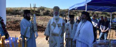 Τελευταία Αρχιερατική Θεία Λειτουργία στον Ιερό Ναό Αγίας Παρασκευής στα Ρουσσοχώρια Πεδιάδος