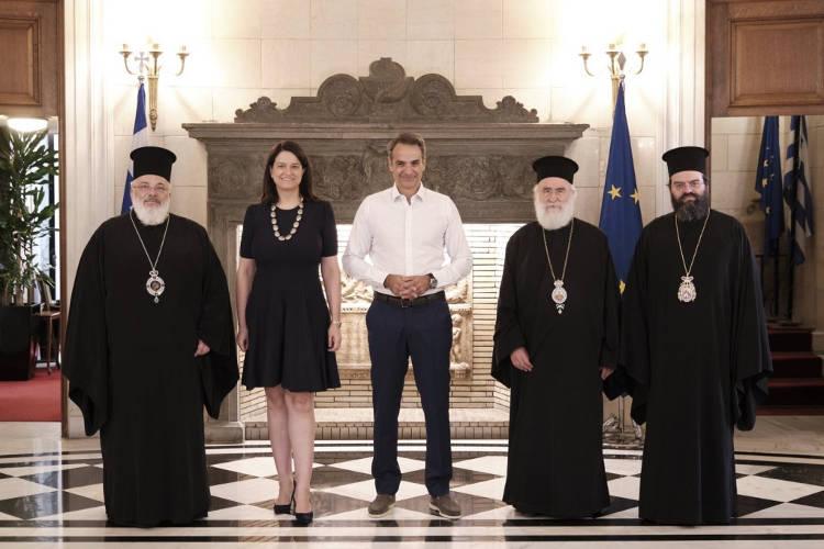 Οι Μητροπολίτες της Θράκης σε ΠτΔ και Πρωθυπουργό
