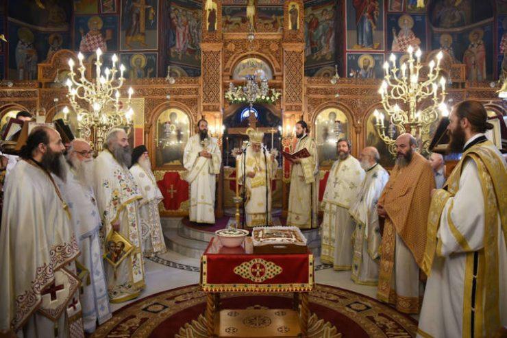 Λαμπρά εορτάστηκαν οι Πολιούχοι των Γιαννιτσών (ΦΩΤΟ)