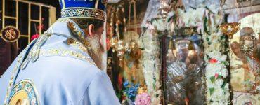 Φθιώτιδος Συμεών: Η Παναγία μας βοηθός παντί τω εργαζομένω το αγαθόν