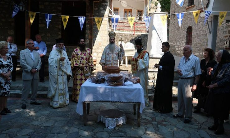 Εορτή Αγίων Αποστόλων στη Μητρόπολη Φθιώτιδος