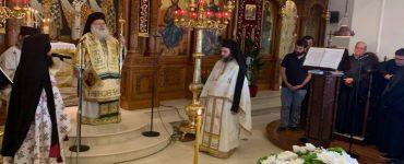Ιεραπύτνης Κύριλλος: Να αποδεχθούμε το κάλεσμα του Χριστού και να τον ακολουθήσουμε
