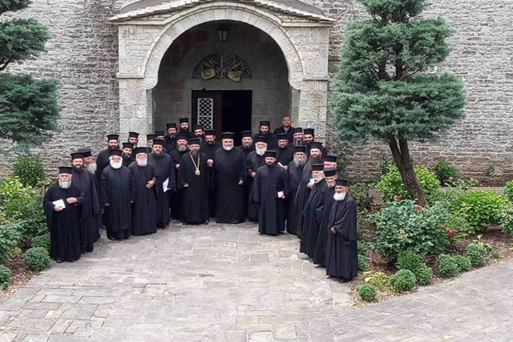 Καρπενησίου Γεώργιος: Η Εκκλησία ενώνει και δεν διχάζει