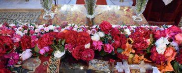«Ιερομύστα γενναιόφρον, Βασίλειε Νεομάρτυς» (ΦΩΤΟ)