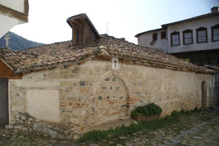 Θεία Λειτουργία μετά από 23 χρόνια στο Μεταβυζαντινό Παρεκκλήσιο Αγίου Νικολάου της Μητροπόλεως Καστοριάς