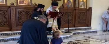 Θείες Λειτουργίες και Ιερές Παρακλήσεις τελούνται ανελλιπώς στην γενέτειρα του Οσίου Νικηφόρου του Λεπρού