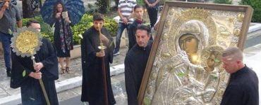 Η Κόρινθος υποδέχτηκε την Παναγία την Παραμυθία