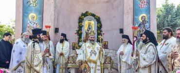 Εορτή Πρωτοκορυφαίων Αποστόλων στο Προσκύνημα Αποστόλου Παύλου Δερβένι (ΦΩΤΟ)