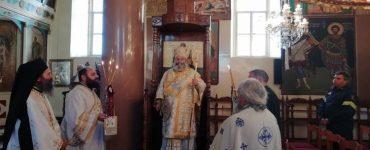 Εορτή Αποστόλων Πέτρου και Παύλου στη Μητρόπολη Μάνης