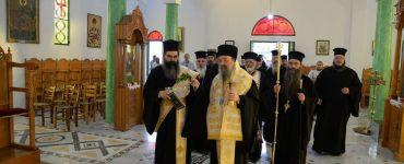 Θυρανοίξια Ιερού Ναού Αγίων Θεοδώρων στη Μητρόπολη Πατρών