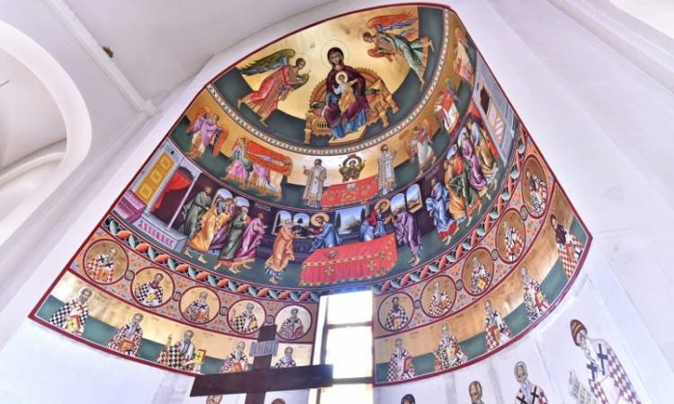 Έτοιμοι για Αγιογράφηση δυο Νέοι Ιεροί Ναοί στη Μητρόπολη Πειραιώς