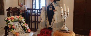 Εορτή Παναγίας της Μαγιάτισσας στη Φολέγανδρο