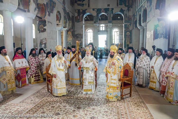 Λαμπρά εορτάστηκε ο Απόστολος των Εθνών Παύλος στη Βέροια (ΦΩΤΟ)