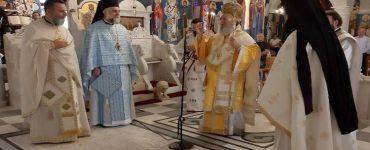 Αρχιερατική Θεία Λειτουργία στο Προσκύνημα του Οσίου Ιωάννου του Ρώσσου