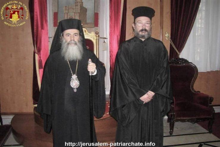 Εκοιμήθη ο Αγιοταφίτης Αρχιμανδρίτης Μαρτύριος