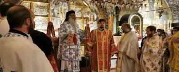 Χειροτονία Πρεσβυτέρου για το Ρωσσικό Ποίμνιο στο Πατριαρχείο Ιεροσολύμων