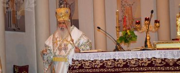 Νεαπόλεως Βαρνάβας: Δια της Θείας Ευχαριστίας περιφρουρείται η ενότητα των χριστιανών