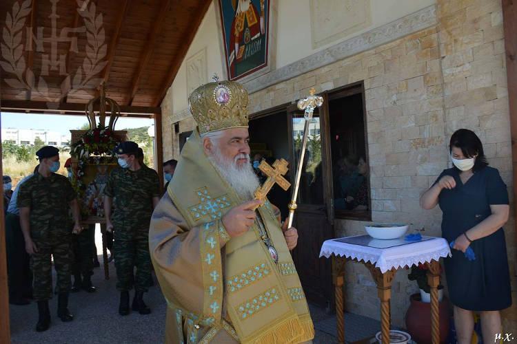 Νεαπόλεως Βαρνάβας: Ο Άγιος Λουκάς πορεύτηκε με υπομονή