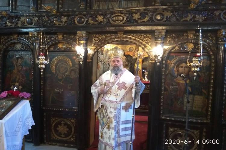 Θεσσαλιώτιδος Τιμόθεος: Μόνο μέσα στην Εκκλησία μπορούμε να γίνουμε Άγιοι