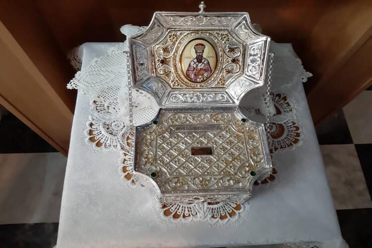 Μνεία μετακομιδής ιερού λειψάνου Αγίου Αρσενίου επισκόπου Ελασσώνος (ΦΩΤΟ)