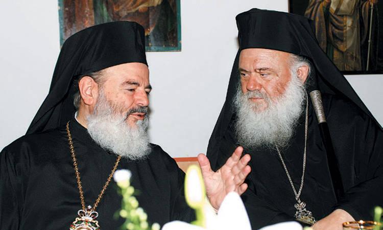 Ο Αρχιεπίσκοπος Ιερώνυμος για τον μακαριστό Χριστόδουλο