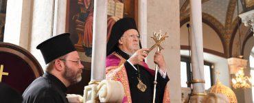 Ο Οικουμενικός Πατριάρχης για τη φωτιά στη Μονή Βαρνάκοβας
