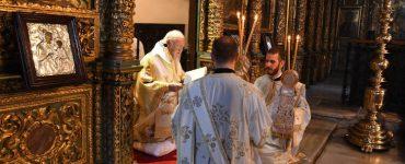 Η εορτή της Πεντηκοστής στο Οικουμενικό Πατριαρχείο (ΦΩΤΟ)