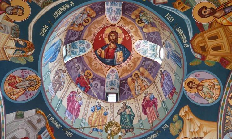 Πανήγυρις Ιεράς Μονής Αγίων Πάντων Γυθείου Πανήγυρις Αγίων Πάντων Εδέσσης 14 Ιουνίου: Κυριακή των Αγίων Πάντων