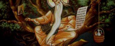 Πανήγυρις Οσίου Δαβίδ του εν Θεσσαλονίκη στην Καλαμαριά Εορτή Οσίου Δαβίδ του εν Θεσσαλονίκη