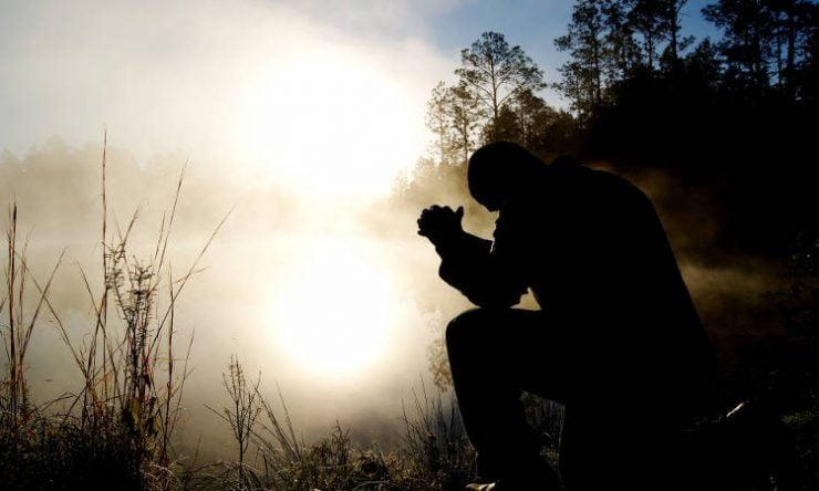 Την ψυχή την τρέφει μόνο η προσευχή