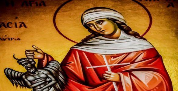 Αγρυπνία Αγίας Μαρίνης στη Νέα Φιλαδέλφεια