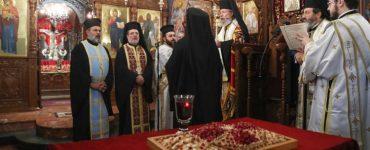 Μαύρες μνήμες και Μνημόσυνο για τους Πεσόντες κατά το Κυπριακό Πραξικόπημα