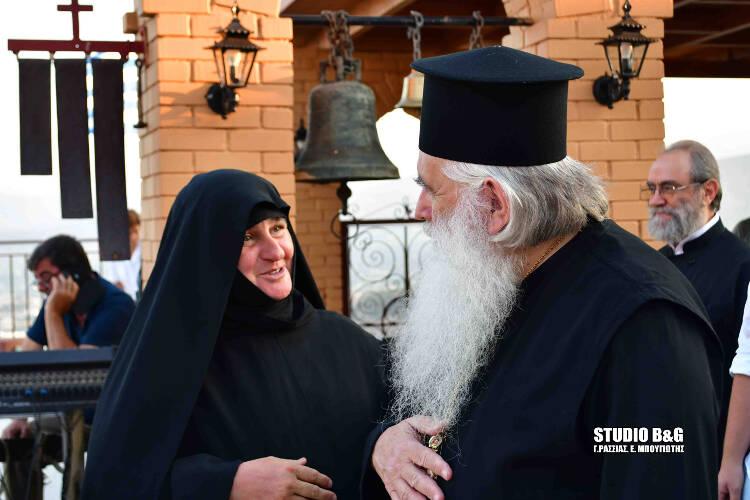 55 χρόνια λειτουργίας της Μονής Αγίας Μαρίνας (ΦΩΤΟ)